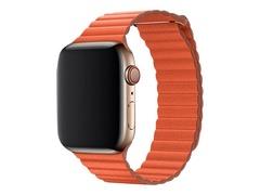 Apple 44mm Leather Loop - Uhrarmband - Large - Sonnenuntergang - für Watch (42 mm, 44 mm)