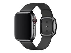 Apple 40mm Modern Buckle - Uhrarmband - Large - Schwarz - für Watch (38 mm, 40 mm)
