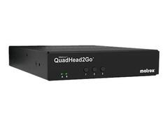 Matrox QuadHead2Go - Videowand-Controller - 4
