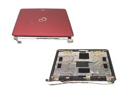 Fujitsu Back LCD cover - Rot