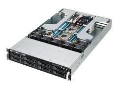 "ASUS ESC4000/FDR G2 - Server - Rack-Montage - 2U - zweiweg - RAM 0 MB - SATA - Hot-Swap 8.9 cm (3.5"")"