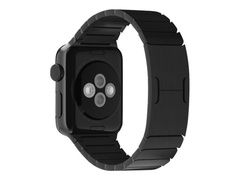 Apple 38mm Link Bracelet - Uhrarmband - Space Black - für Watch (38 mm, 40 mm)