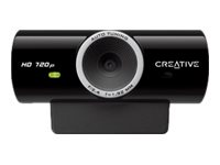 Creative LIVE CAM SYNC HD - Webcam - Farbe