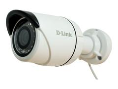 D-Link DCS 4703E - Netzwerk-Überwachungskamera - Außenbereich - staub-/wasserdicht - Farbe (Tag&Nacht)