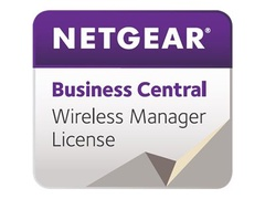 Netgear Business Central Wireless Manager - Abonnement-Lizenz (1 Jahr)