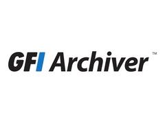GFI Archiver - Abonnement-Lizenz (1 Jahr) - 1 Postfach