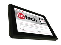 faytech FT12TMBCAP - 30,7 cm (12.1 Zoll) - 10 ms - 500 cd/m² - XGA - 4:3 - 700:1