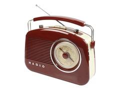 König Electronic König HAV-TR710BR - Radio - braun