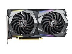 MSI GeForce GTX 1660 GAMING X 6G - Grafikkarten