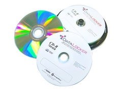 Origin Storage DataLocker SecureDisk - 10 x CD-R - 700 MB 52x