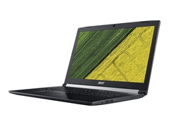 "Acer Aspire 5 Pro A517-51P-33EK - Core i3 8130U / 2.2 GHz - Win 10 Pro 64-Bit - 4 GB RAM - 500 GB HDD - DVD-Writer - 43.94 cm (17.3"")"