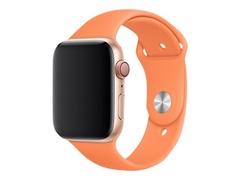 Apple 44mm Sport Band - Uhrarmband - 140-210 mm - Sonnenuntergang - für Watch (42 mm, 44 mm)
