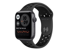 Apple Watch Nike Series 6 (GPS) - 44 mm - Weltraum grau Aluminium