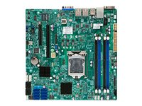 Supermicro X10SL7-F - Motherboard - micro ATX