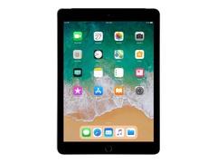 """Apple iPad 2018 9,7 128GB 4G Space grey Cellular 128 GB Grau - 9,7"""" Tablet - A10 2,4 GHz 24,6cm-Display"""