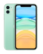Apple iPhone 11 - 15,5 cm (6.1 Zoll) - 1792 x 828 Pixel - 128 GB - 12 MP - iOS 14 - Grün