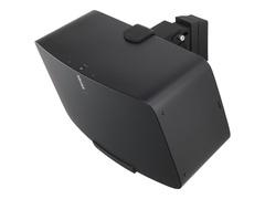 Flexson Horizontal - Wandhalterung für Lautsprecher - Schwarz - für Sonos Play:5 (Gen.2)