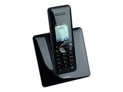 AGFEO DECT 22 - Schnurlostelefon mit Rufnummernanzeige