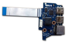 Acer 55.PCC01.003 Notebook-Ersatzteil USB-Board