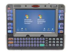 HONEYWELL Thor VM1 - 20,3 cm (8 Zoll) - 800 x 480 Pixel - 1 GB - 1 GB - Windows CE - Schwarz - Grau