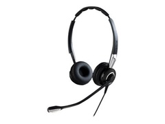 Jabra BIZ 2400 II USB Duo BT MS - Headset - On-Ear