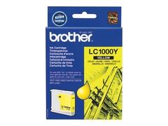 Brother LC1000Y - Gelb - Original - Tintenpatrone