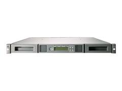 HP Enterprise StoreEver 1/8 G2 Ultrium 15000 - Tape Autoloader - 48 TB / 120 TB - Steckplätze: 8 - LTO Ultrium (6 TB / 15 TB)