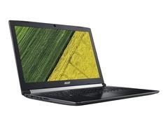"Acer Aspire 5 Pro Series A517-51GP - Core i5 8250U / 1.6 GHz - Win 10 Pro 64-Bit - 8 GB RAM - 256 GB SSD + 1 TB HDD - DVD SuperMulti - 43.94 cm (17.3"")"