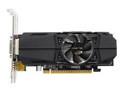 Gigabyte GeForce GTX 1050 Ti OC 4G - Grafikkarten