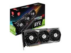 MSI GeForce RTX 3060 GAMING X TRIO 12G - Grafikkarten