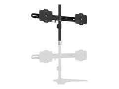 Multibrackets M VESA Desktopmount Dual Stand Expansion Kit - Montagekomponente (Doppelarm, Rohr)