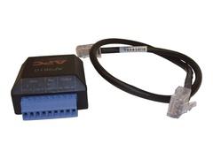 APC Dry Contact I/O Accessory - Netzwerkadapterkit