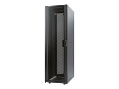 APC NetShelter AV Enclosure with Sides and 10-32 Threaded Rails