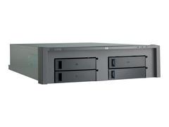 HP Enterprise StorageWorks Tape Array 5300 - Speichergehäuse - 4 Schächte (SCSI)