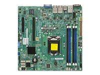 Supermicro X10SLM+-LN4F - Motherboard - micro ATX