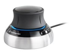 3Dconnexion SpaceMouse Compact - 3D-Maus - 2 Tasten