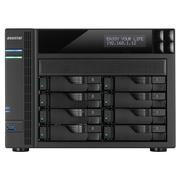 ASUS AS6208T - Festplatte - SSD - Serial ATA II,Serial ATA III - 2.5/3.5 Zoll - 64 TB - 0,1,5,6,10,JBOD - FAT32,HFS+,NTFS,ext3,ext4