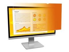 """3M Blickschutzfilter Gold für 21,5"""" Breitbild-Monitor - Blickschutzfilter für Bildschirme - 54,6 cm Breitbild (21,5"""" Breitbild)"""