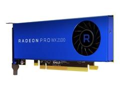 AMD Radeon Pro WX 2100 - Grafikkarten - Radeon Pro WX 2100
