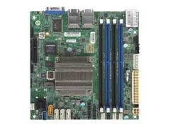Supermicro A2SDi-4C-HLN4F - Motherboard - Mini-ITX