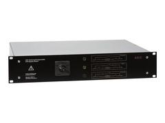 """AEG MBS 6000 - Umleitungsschalter - Wechselstrom 230 V - Ausgangsanschlüsse: 8 - 2U - 48.3 cm (19"""")"""