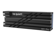 Be Quiet! MC1 PRO - Solid State Drive Kühlkörper