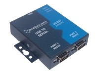 Brainboxes US-257 - Serieller Adapter - USB - RS-232 x 2