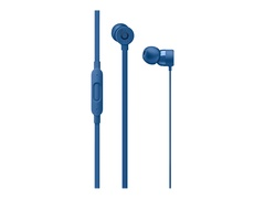 Apple urBeats3 - Ohrhörer mit Mikrofon - im Ohr - kabelgebunden - Lightning - Geräuschisolierung - Blau - für iPad/iPhone/iPod (Lightning)