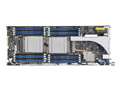 ASUS RS720Q-E8-RS12 - 4 Knoten - Cluster - Rack-Montage