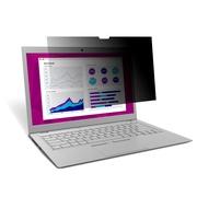 3M 7100207817 - Notebook - Rahmenloser Display-Privatsphärenfilter - Schwarz - LCD - 16:9 - Breitbild