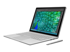"Microsoft Surface Book - Tablet - mit Tastatur-Dock - Core i7 6600U / 2.6 GHz - Win 10 Pro 64-Bit - 16 GB RAM - 512 GB SSD - 34.3 cm (13.5"")"