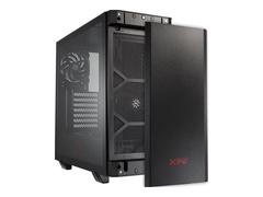 ADATA XPG Invader - Tower - ATX - ohne Netzteil - Schwarz