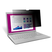 3M 7100192985 - Notebook - Rahmenloser Display-Privatsphärenfilter - Schwarz - 16:9 - Breitbild - Landschaft