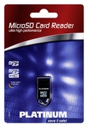 BestMedia 177603 - microSDHC - Schwarz - Windows XP/2000/Vista MacOS - Linux 2.4.0 - USB 2.0 - 4 g - 0 - 70 °C